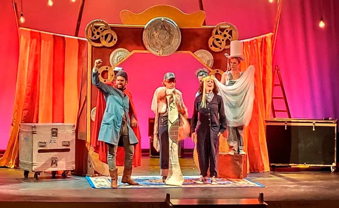 EL SUEÑO DE UNA NOCHE DE VERANO – Circo Sound Party